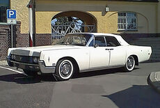 Lincoln Continental Oldtimer