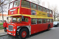 Leyland London Bus Oldtimer