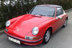 Porsche 911 Targa Oldtimer
