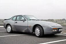Porsche 944 S2 Oldtimer