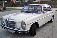 Mercedes-Benz 220 D Oldtimer