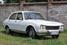 Peugeot 504 Oldtimer