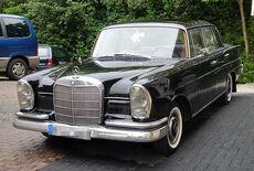Mercedes-Benz 220sb W111 Oldtimer