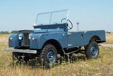 Land Rover Series I Oldtimer