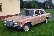 Mercedes-Benz 450SE W116 Oldtimer