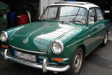 VW 1600 L Oldtimer