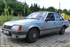Opel Rekord Oldtimer