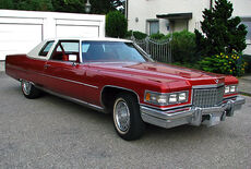 Cadillac Coupe DeVille Oldtimer