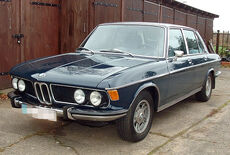 BMW 3.0 S Oldtimer