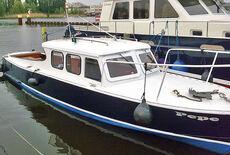 Yachtwerft Berlin Polizeiboot Oldtimer