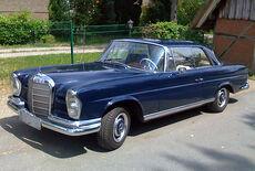 Mercedes-Benz W111 Coupé Oldtimer