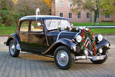 Citroen Traction 11CV Oldtimer