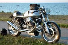 Moto Guzzi Le Mans Oldtimer