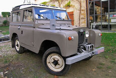 Land Rover Serie IIa Oldtimer