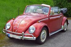 VW Käfer Cabrio 1300 Oldtimer
