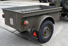 Jeep Anhänger Oldtimer