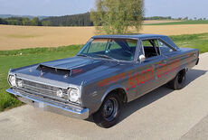 Plymouth Satellite Oldtimer