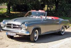 Borgward Isabella Coupe/Cabrio Oldtimer