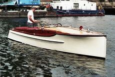 Engelbrecht Autoboot Germania Oldtimer