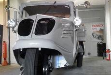 Tempo E 200 LKW Pritschenwagen Oldtimer