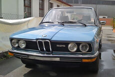 BMW 525 Oldtimer