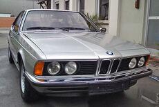 BMW 6er 633 Oldtimer