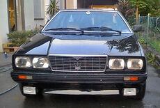 Maserati Biturbo Oldtimer
