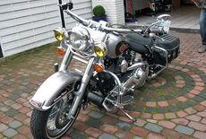 Harley Davidson Heritage Softail Oldtimer