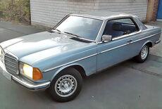 Mercedes-Benz W123 230 CE Oldtimer