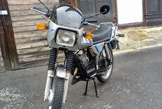 Zündapp K80 Oldtimer