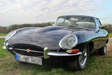 Jaguar E-Type Coupe Oldtimer
