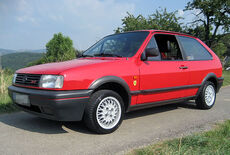 VW Polo GT Coupe Oldtimer