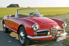 Alfa Romeo Giulia Spider Oldtimer