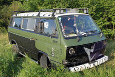 VW T3 Bus Syncro (4WD) Oldtimer