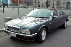 Jaguar XJ40 Sovereign Oldtimer