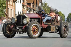 La France Red Baron Oldtimer