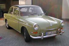 VW Typ 3 1500 S Oldtimer