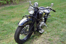 Indian Big Chief Oldtimer