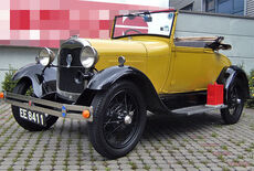 Ford Model A Roadster Oldtimer