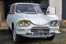 Citroen Ami 6 Break Oldtimer