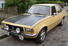 Opel Commodore Oldtimer