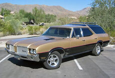 Oldsmobile Vista Cruiser Oldtimer