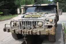 AM General HMMWV Hummer H1 Oldtimer