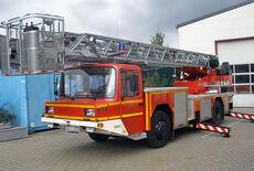 Iveco Feuerwehr Drehleiter Oldtimer