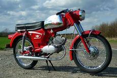 Zündapp KS50 Sport Oldtimer