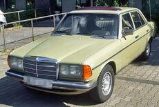 Mercedes-Benz W123 E230 Oldtimer