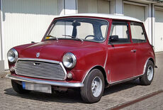 Authi Mini 1000 DeLuxe Oldtimer