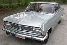 Opel Rekord B Coupe Oldtimer