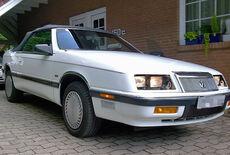 Chrysler Le Baron Oldtimer