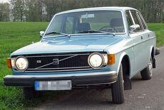 Volvo 144 GL Oldtimer